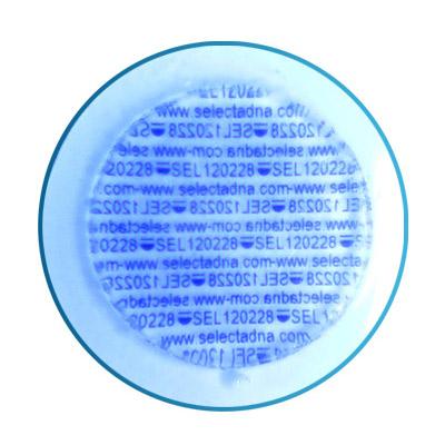SelectaDNA MärkDNA Stor märksats 1000 föremål
