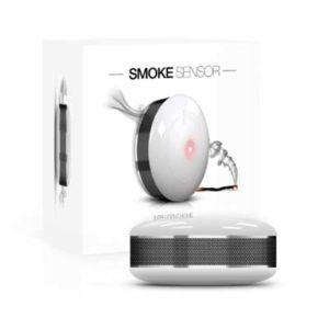 Fibaro Rökdetektor – med temperaturgivare