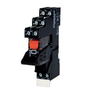 Relä / Interfacerelä för DIN-skena – 230 VAC