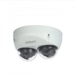 Dome Camera IP 2x2MP HDBW4231F-E2-M