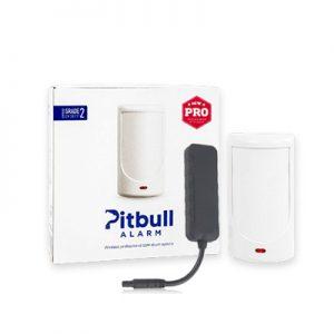 A3. Pitbull PRO trådlöst mobilt GSM-larm 12 Volt med GPS