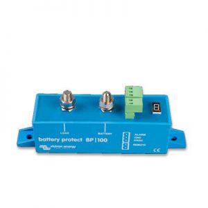 BatteryProtect BP-100, övervakar batteriet mot för låg spänning – 100 A